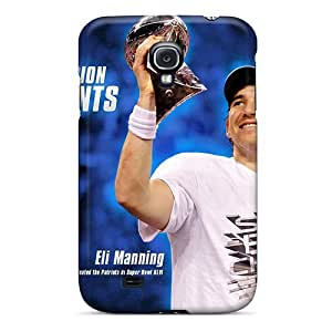 Great Hard Cell-phone Cases For Samsung Galaxy S4 With Customized HD New York Giants Pattern LisaSwinburnson WANGJING JINDA