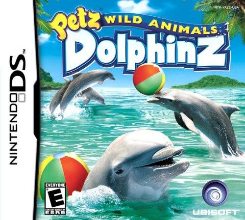 Petz Wild Animals Dolphinz - Nintendo DS