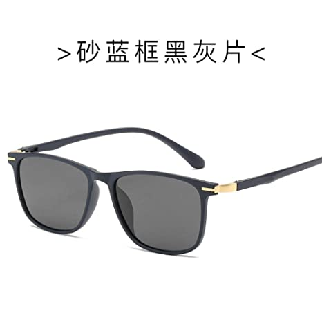 Yangjing-hl Gafas de Sol polarizadas TR para Hombre, Gafas ...