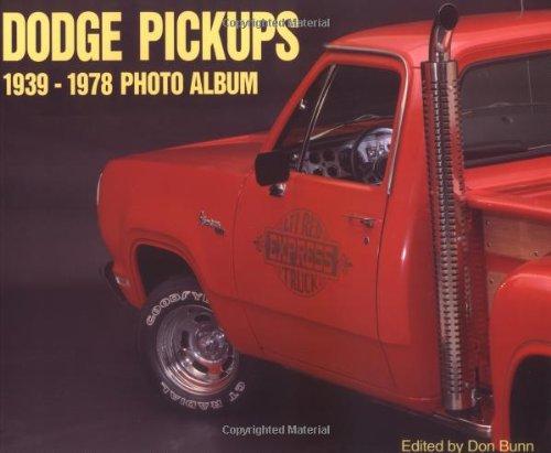 Dodge Pickups 1939-1978 Photo - Dodge Van 1978