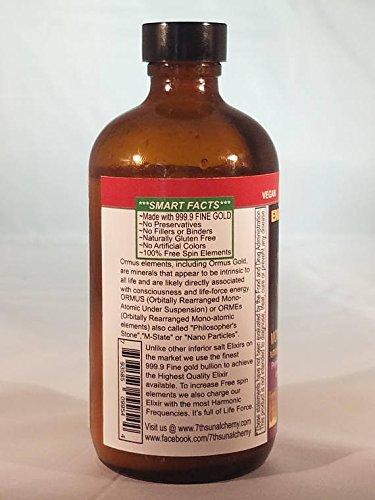 Enhancement Plus+ Mono-atomic Gold Elixir