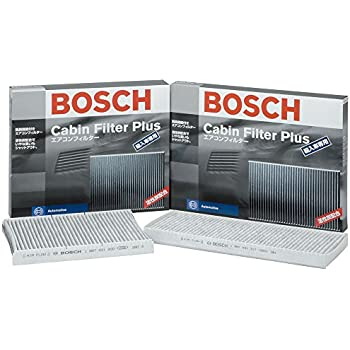 BOSCH Activated Carbon Cabin Air Filter Fits Peugeot 406 Porsche 911 1995-2005