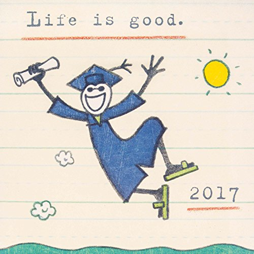 Hallmark Class of 2017 Graduation Greeting Card for Him (Life is Good, Class Dismissed) Photo #6