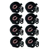 Riddell 9585533006 Chicago Bears Team Helmet Party Pack