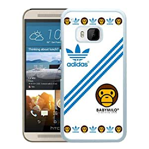 Hot Sale HTC ONE M9 Case ,Unique And Lovely Designed Case With Unique Style 26 White HTC ONE M9 Cover