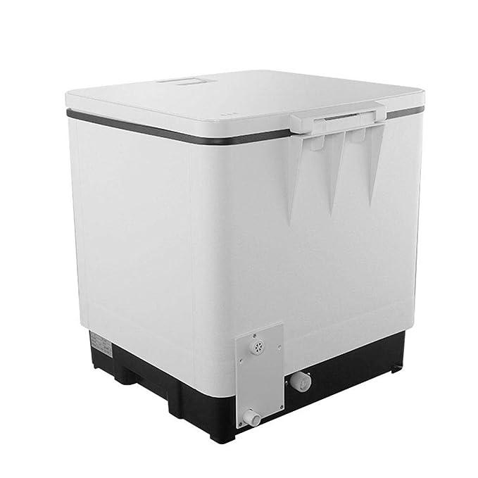 Pequeño Lavavajillas Automatico de Encimera Desinfección + Secado ...
