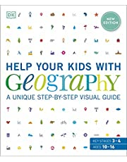 Help Your Kids with Geography, Ages 10-16 (Key Stages 3 & 4): A Unique Step-By-Step Visual Guide