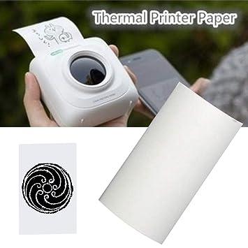 57X30MM SELF-ADHESIVE THERMAL STICKER PRINTING PAPER FOR PAPERANG PHOTO PRINTER