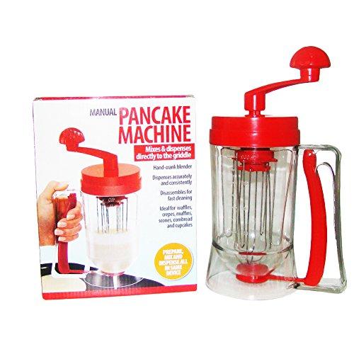 BakeWarePlus Pancake Dispenser Multifunction Cupcakes
