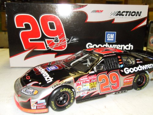 Kevin Harvick GM Goodwrench 2003 Monte Carlo #29 Action R...