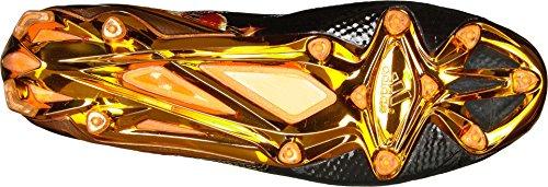Adidas Mens Adizero 5 Étoiles 5.0 Non Dégrossi Noir / Noir / Équipement Orange