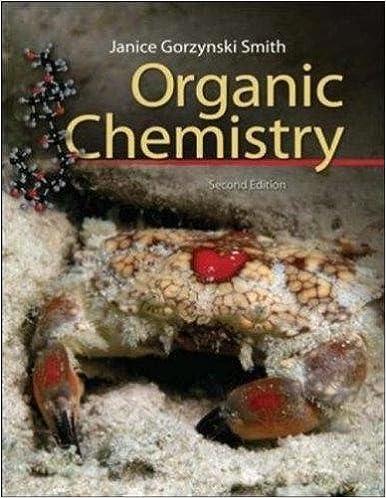 Organic Chemistry 9780073049861 Janice