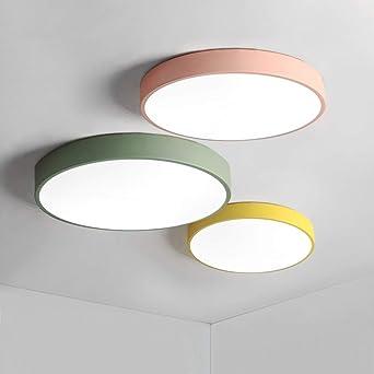 New Modern Nordic round Square art LED Deckenleuchte ...