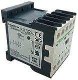 IEC Control Relay, 3NO/1NC, 24VDC, 10A