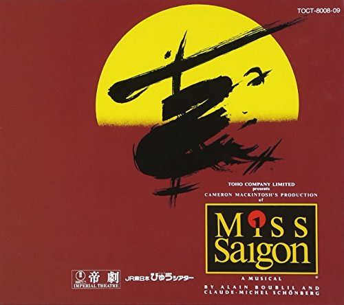 Miss Saigon [2cd] (Japanese Cast Recording) Circle Cast