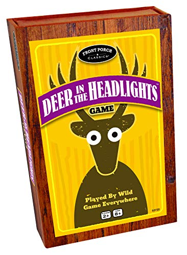 Deer in the Headlights (Deer In The Headlights Card Game Rules)