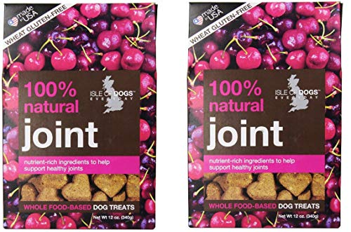 Isle of Dogs 100-Percent Natural Joint Dog Treat(2Pack) ()