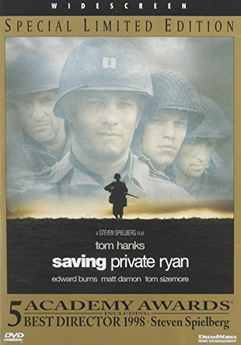 Saving Private Ryan (Single-Disc Special Limited Edition) by Dreamworks Video by Steven Spielberg