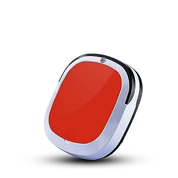LYCHYYY Robot Aspirador Alta aspiración con Cepillo batería Super-Mince Funciona Sobre Suelo Duro: Amazon.es: Hogar