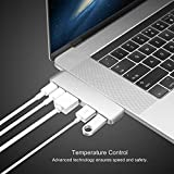 Purgo USB C Hub Adapter for 2020/2019/2018
