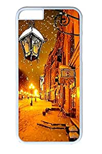 iphone 6 4.7inch Case and Cover Moscow At Night PC case Cover for iphone 6 4.7inch White