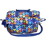 """Kipling NEW BABY Bag with Changing Mat - FESTIVE BEAUTY ( 15.75"""" X 11.25"""" X 8.25"""" )"""