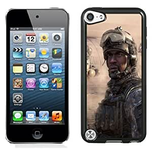 New Personalized Custom Designed For iPod Touch 5th Phone Case For Call Of Duty Phone Case Cover