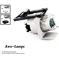 AWO 1020991 Premium Replacement Lamp with Housing Fit For SMARTBOARD Unifi 70/Unifi 70w/UF70/UF70w/LIGHTRAISE 60WI2/SLR60wi2/SLR60wi2-SMP