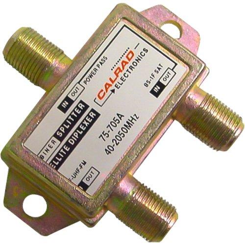 Calrad 75-705A Satellite Diplexer-Mixer