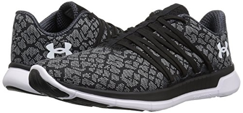 Transit Ua De Charged Running Chaussures Gray 001 Armour overcast Black Under Femme W UO5wSqInx