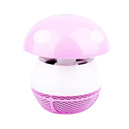 Eastlion Manta polar USB electrónico del insecto plaga de mosca inteligente zanzara, Zapper eléctrica sin