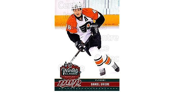 Amazon.com  (CI) Daniel Briere Hockey Card 2009-10 Upper Deck MVP Winter  Classic 2 Daniel Briere  Collectibles   Fine Art 8e2027744