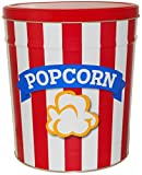 popcorn and peanuts - 3.5 Gallon Gourmet Popcorn Can - Your Choice of Mix! (Three Flavor Classic)