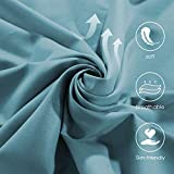 Yoofoss Fitted Crib Sheet Set, 2 Pack Baby Sheets