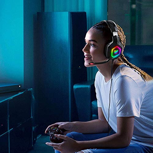 Headset Gamer Fone Ouvido Onikuma K10 Ps4 PC Xbox One