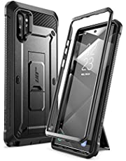 SUPCASE SUP-Galaxy-Note10Plus-UBPro-Black Unicorn Beetle Pro Series Case for Samsung Galaxy Note 10 Plus, Black