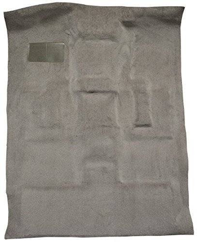 et Tahoe Carpet Custom Molded Replacement Kit, Passenger Area, 4 Door (801-Black Plush Cut Pile) ()