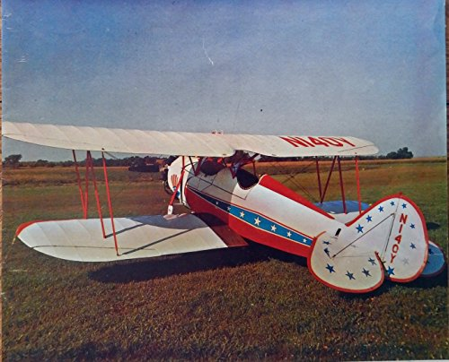 Waco RNF Airplane, owned by Charles Williams, Print, used for sale  Delivered anywhere in USA