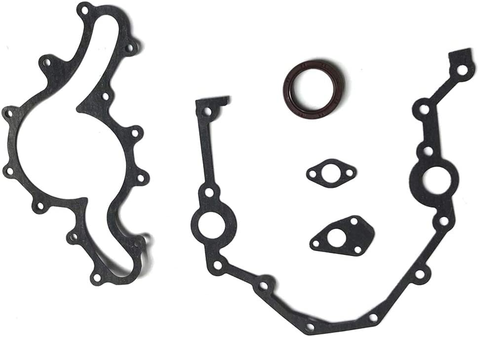 FINDAUTO Automotive Engine Timing Cover Gasket Sets fits for Mazda B4000 Extended Cab Pickup