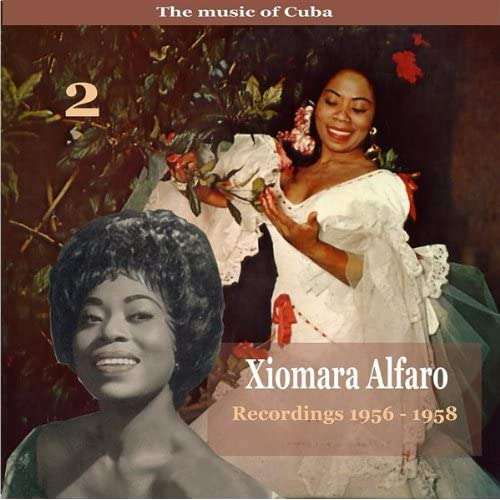 xiomara alfaro adolfo gusman from the album the music of cuba xiomara