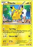 Pokemon - Pikachu (20/108) - XY Roaring Skies - Reverse Holo