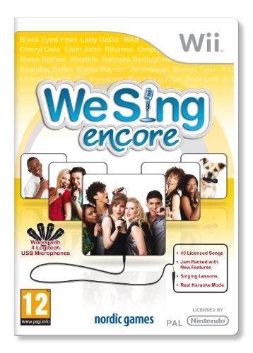 (We Sing Encore)
