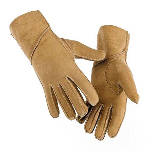 british tan gloves - 6