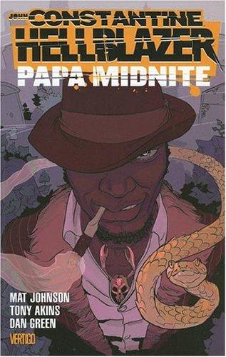 John Constantine Hellblazer: Papa Midnite