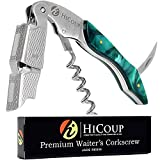 Professional Waiter's Corkscrew by HiCoup