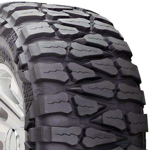 (Nitto Mud Grappler Mud-Terrain Tire - 33/1250R20 114Q)