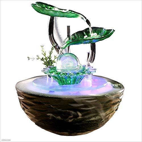 Love lamp Fuentes De Interior Decoración de cerámica Fuente de ...