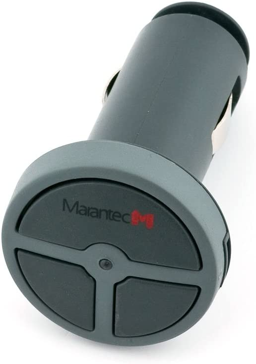 Marantec Digital 323 Handsender Mit 433 92 Mhz Für Zigarettenanzünder Baumarkt