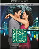 Crazy Rich Asians (UHD/BD) [Blu-ray]