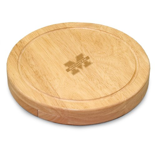 - NCAA Michigan Wolverines Circo Cheese Set